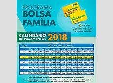 Calendário Bolsa Família 2018】OFICIAL Programa da