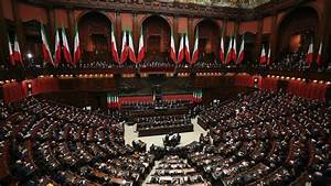 Italian parliament opens for first time since election but ...