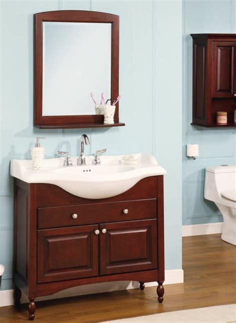 38 inch single sink narrow depth furniture bathroom vanity with narrow bathroom vanities in