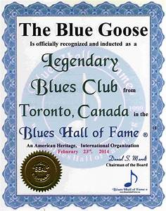 Blues Hall of Fame ® Great Blues Bars of Canada includes ...