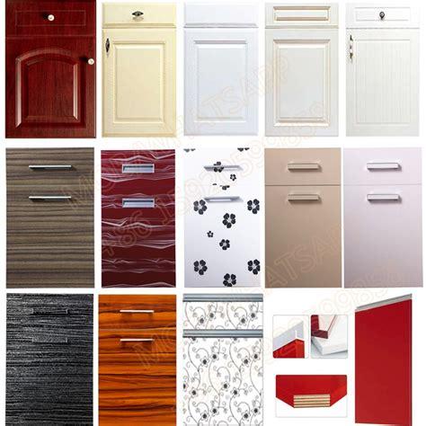 factory melamine modular wooden pvc laminate kitchen cabinet door buy pvc laminate kitchen