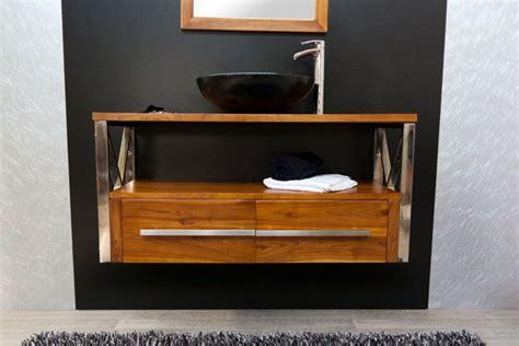 meuble salle de bain teck lutece meubles en teck