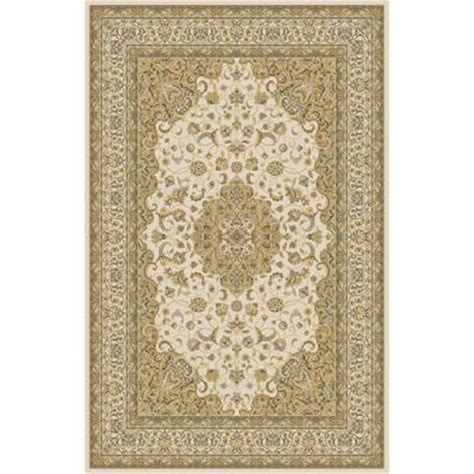 the home depot area rugs bazaar trim hd2412 ivory 7 ft 10 in x 10 ft 1 in area rug