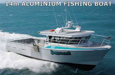 13 Ft Fishing Boat For Sale Uk by New 14m Alloy Cray Boat Commercial Vessel Boats Online