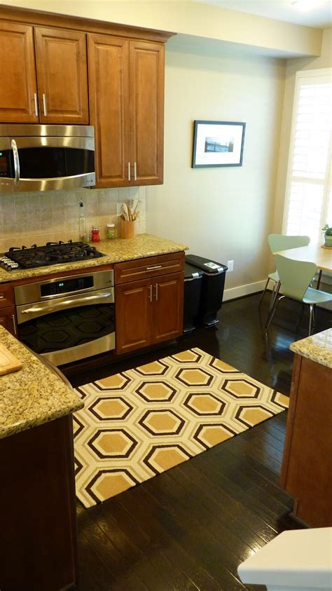 Contemporary Kitchen Rugs For Hardwood Floor #17  Latest