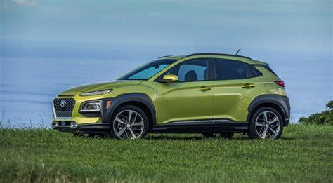2018 Hyundai Kona Is Ready For Urban Adventurers The