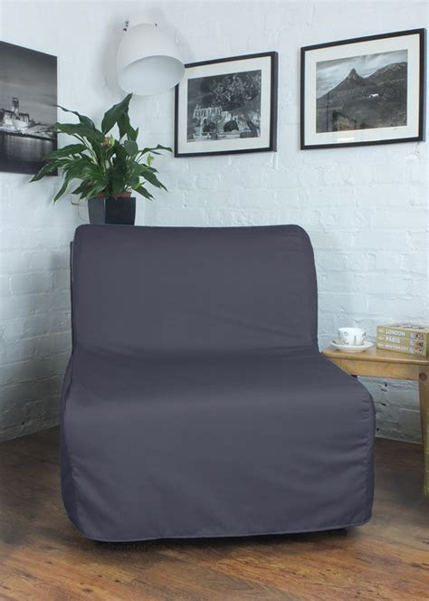 Lycksele Chair Bedsofa Bed by Graphite Lycksele Sofa Bed Cover Hipica Interiors