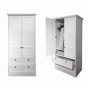 Kleiderschrank 80 Cm Breit : garderobenschrank 80 cm breit haus ideen ~ Markanthonyermac.com Haus und Dekorationen