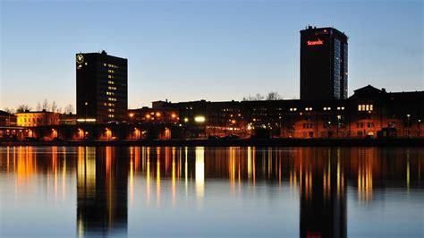 Boten Umea by Ume 229 In Schweden Die N 246 Rdlichste Kulturhauptstadt Europas