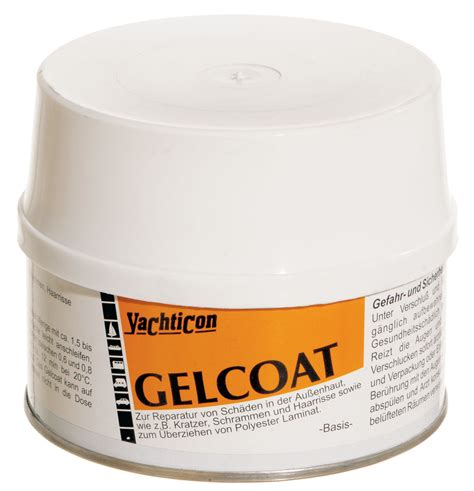 Polyester Boot Reparatur by Gr 252 Ndl Gelcoat 250gr