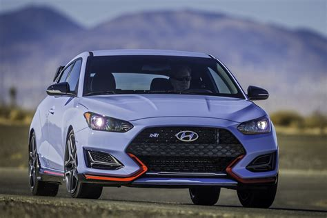 2019 Hyundai Veloster N Arrives In Us With 275hp Drivers