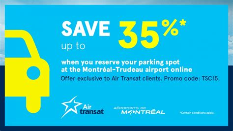 promotion exclusive clients transat