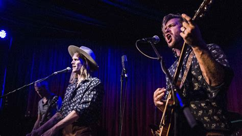 American Rock Duo Jamestown Revival Mix Rock & Blues On