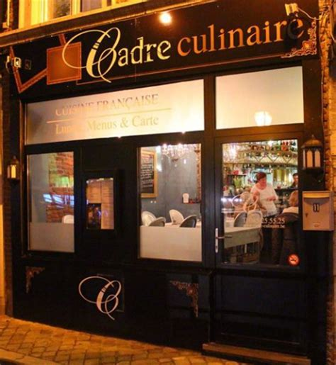 le cadre culinaire 224 huy malonne