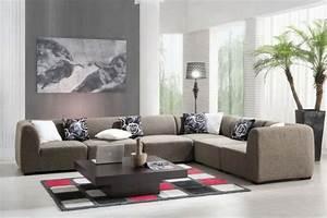 Moderne Tische Für Wohnzimmer : moderne raumgestaltung 30 interessante vorschl ge ~ Markanthonyermac.com Haus und Dekorationen