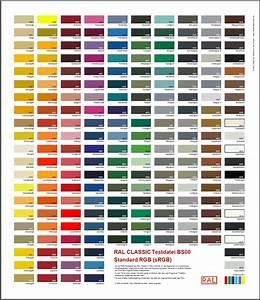 Ral Ncs Tabelle : cartella colori ral originale m canisme chasse d 39 eau wc ~ Markanthonyermac.com Haus und Dekorationen
