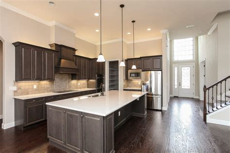 new kitchen construction with marsh cabinets stanisci