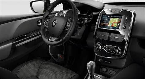 clio iv car interior design