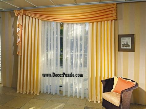 new curtain styles and designs 2015 for all rooms