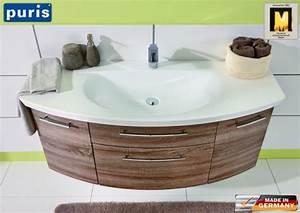 Waschtisch Mit Unterschrank 120 : puris classic waschtisch set 120 cm impuls home ~ Markanthonyermac.com Haus und Dekorationen