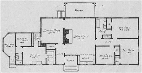 bungalow floor plans houses flooring picture ideas blogule bungalow house floor plans bungalow house plans with