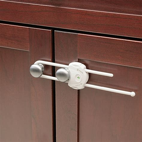 buy safety 1st 174 securetech cabinet lock from bed bath beyond