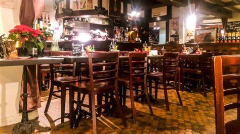restaurant l anvers du d 233 cor 224 75018 montmartre pigalle georges menu avis