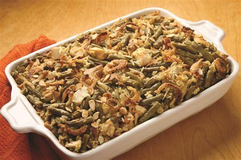 Main Dish Chicken, Rice And Green Bean Casserole  Bigoven