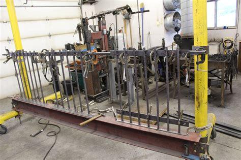 railing jig tools and equipment metal artist forum
