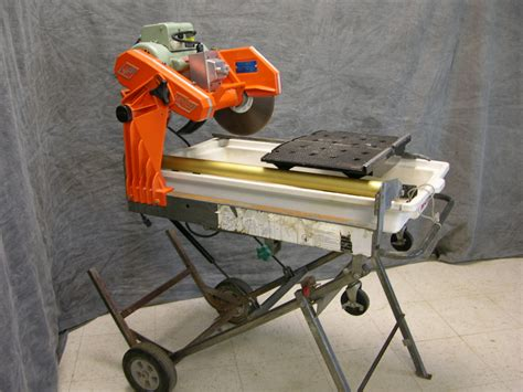 Mk Tile Saw 101 by Tile Saw W Stand New Blade 2007 Mk Mk 101 Heavy