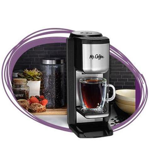 Amazon.com: Mr. Coffee Grind n Brew Coffeemaker with Built In Grinder and Travel Mug, SCGB200