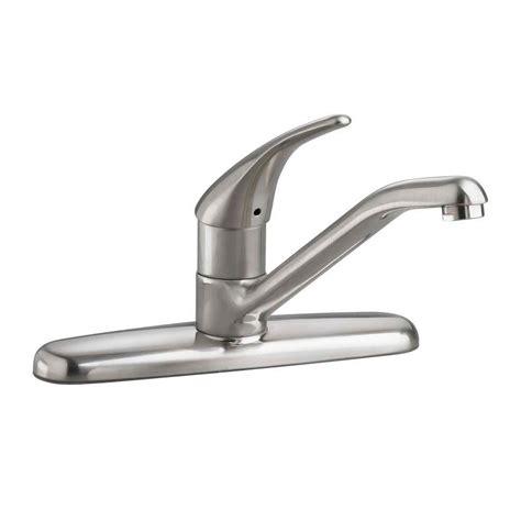 american standard colony soft single handle standard