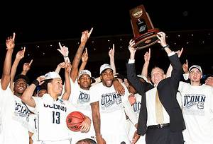 Final Four Weekend for UConn in Houston and Indianapolis ...