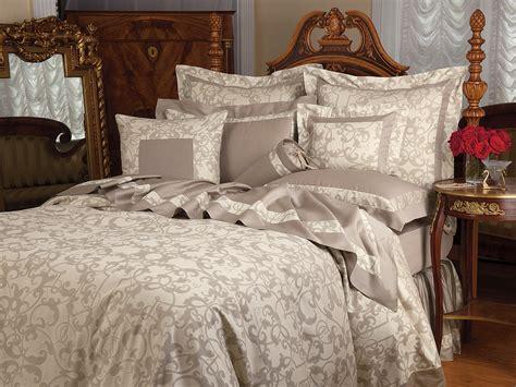 Royalty  Luxury Bedding  Italian Bed Linens Schweitzer