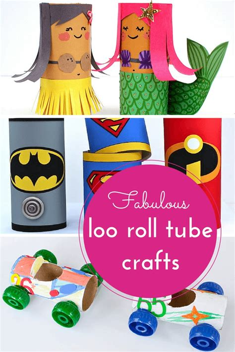 Fabulous Things To Make Using Toilet Paper Tubes