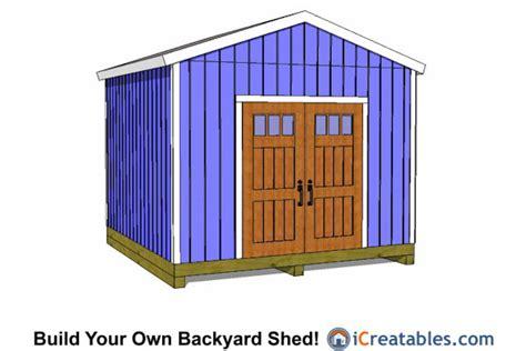 how to build a gable storage shed pictures and step by step breeds picture