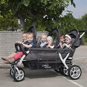 Wagen Für Kinder : sechssitzer kinderwagen tagesmutter wagen six seater anthrazit inkl regenschutz ebay ~ Markanthonyermac.com Haus und Dekorationen