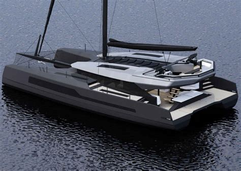 Catamaran Sailing And Design by A New Line Of High Performance Cruising Catamarans By