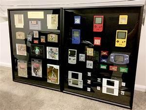 Gaming Zimmer Deko : great gaming display games pinterest spielzimmer spiele und konsole ~ Markanthonyermac.com Haus und Dekorationen