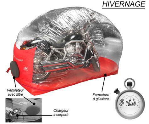 abri moto gonflable pour moto bache protection moto
