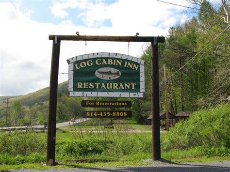 Log Cabin Inn Restaurant, Wellsboro  Restaurant Reviews