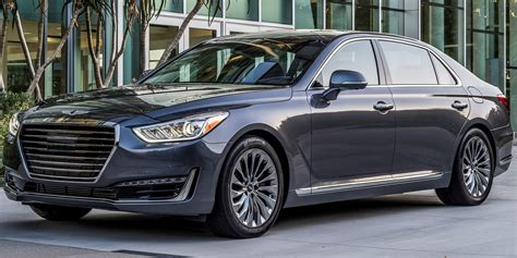 2018  Genesis  G90  Vehicles On Display  Chicago Auto Show