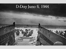 June 6, 1944 D Day Operation Overlord Begins… Weasel