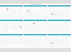 Calendario 2019 Mexico Pdf