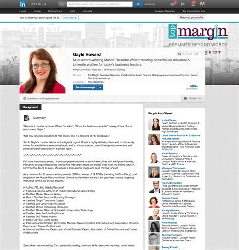 Linkedin Profile Picture Examples  wwwimgkidcom The