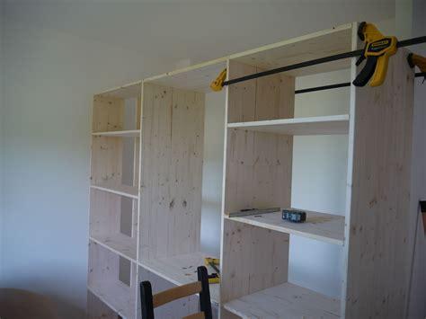 placard notre maison ossature bois