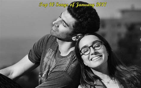 Top 10 Bollywood Songs Of January 2017 That Need To Be