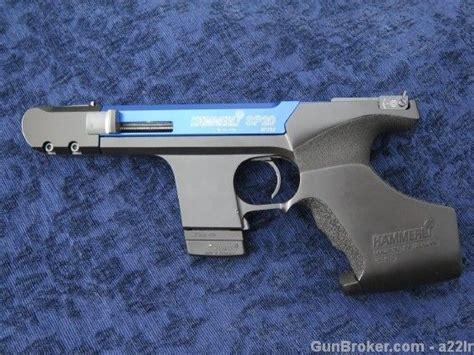 Hammerli Sp20 .22lr Pistol