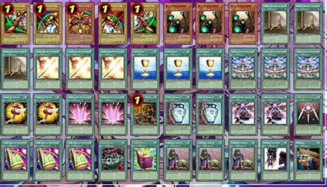 exodia deck need a feedback decks ygopro forum
