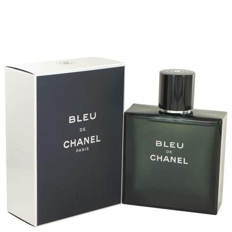 bleu de chanel by chanel 5 oz eau de toilette spray for nib